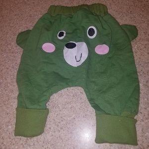 NEW 6-9 Mo Bear Butt Joggers